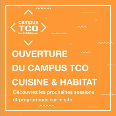 Ouverture campus tco