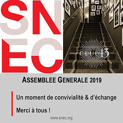 # snec assemblee generale 2019
